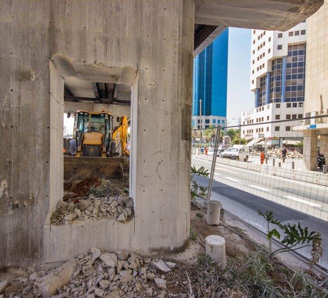 ניסור וקידוח בטון בתל אביב